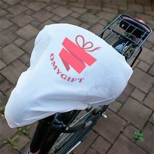 housse selle de vélo personnalisée