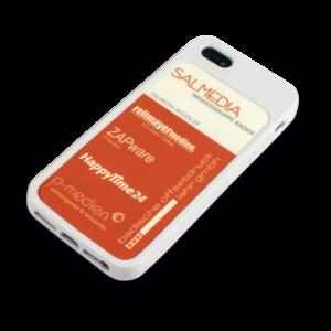 Coque Iphone 5 et 5S souple personnalisée