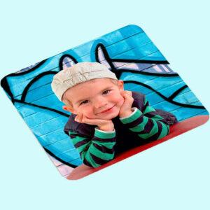 Magnet en plastique photo personnalisé