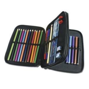 Trousse à crayons rectangulairepersonnalisée