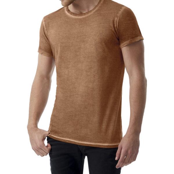 Tshirt denim personnalisé pour homme