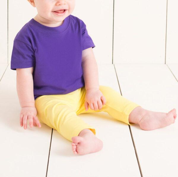 Tshirt mixte pour bébé personnalisé