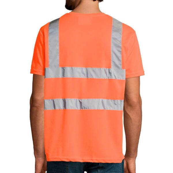 T-shirt de sécurité Réfléchissant