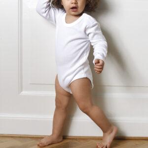 Body bio pour bébé personnalisé