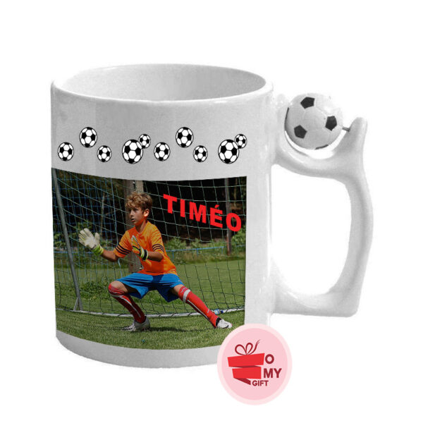 Mug Football céramique