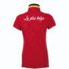 Polo personnalisé aux couleurs du mondial pour femme