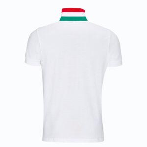 Polo couleurs nationales personnalisé