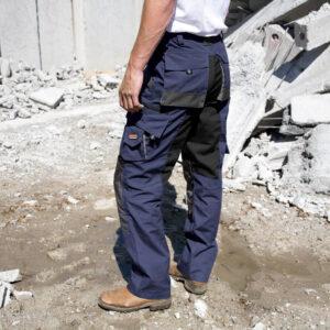Pantalon de travail spécial chantier