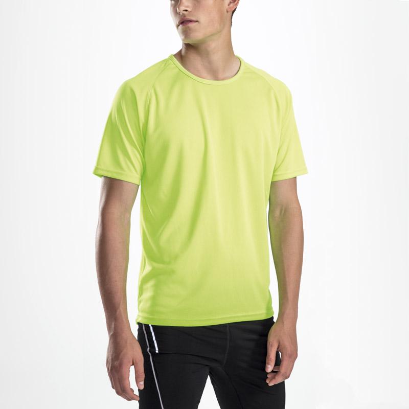 500dc6496252c T-shirt sport respirant unicolore personnalisé-omygift.be