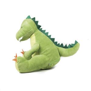 Peluche dinosaure personnalisée