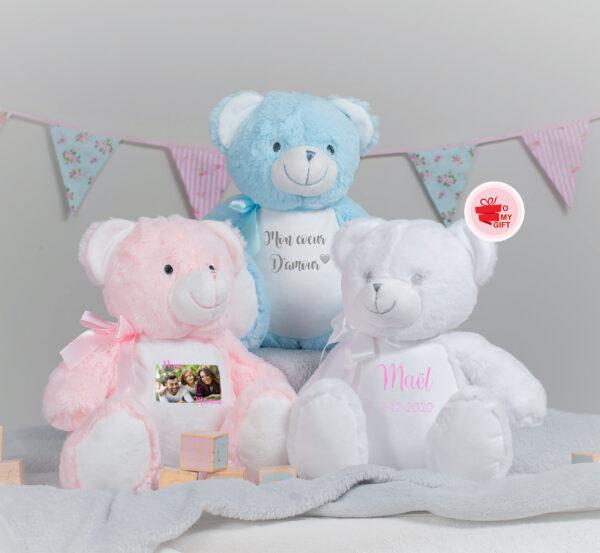 Peluche New Baby Bear