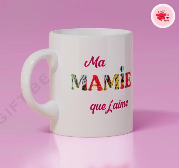 MUG MAMIE - HAWAÏ Q-J.